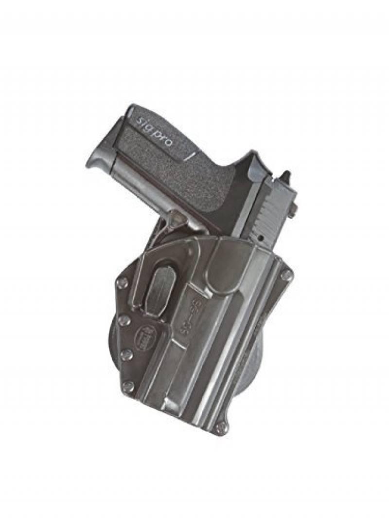 Fobus dissimulé porter Tactique étui pistolet rétention Paddle Holster sécurité avec Trigger Guard Locking System Pour Sig Sauer SP 2009/2022 et CZ 99 Zastava d TOP 5 image 0 produit