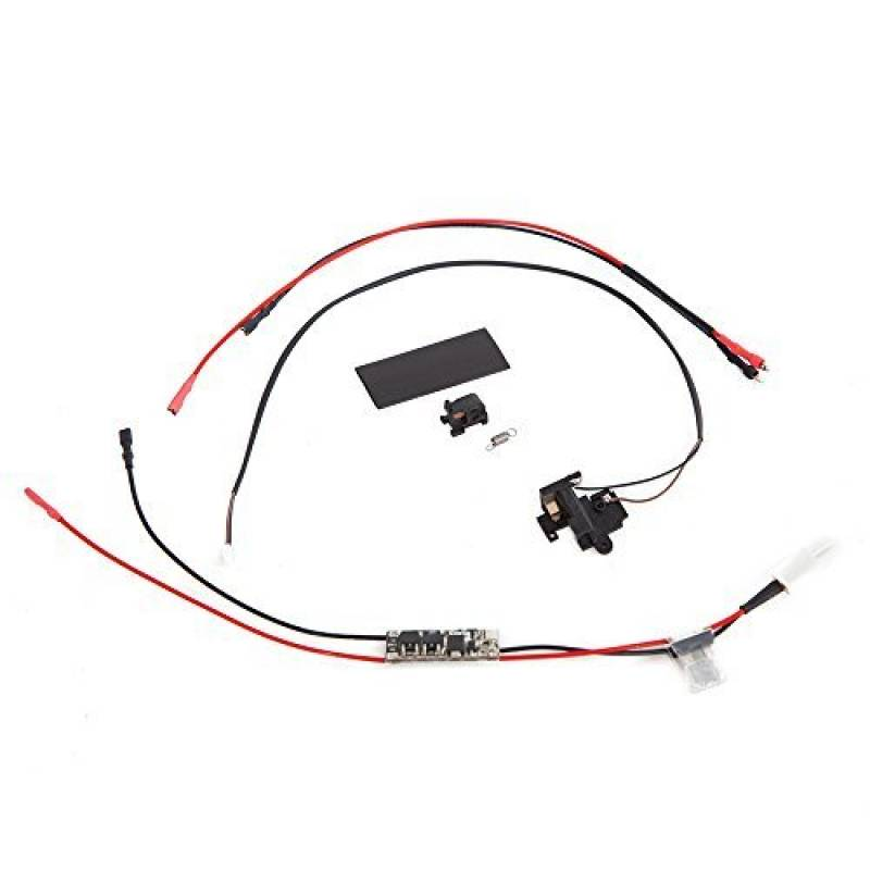 G&G Airsoft Mosfet V2 Rear Wired With Trigger Switch de la marque G&G TOP 5 image 0 produit