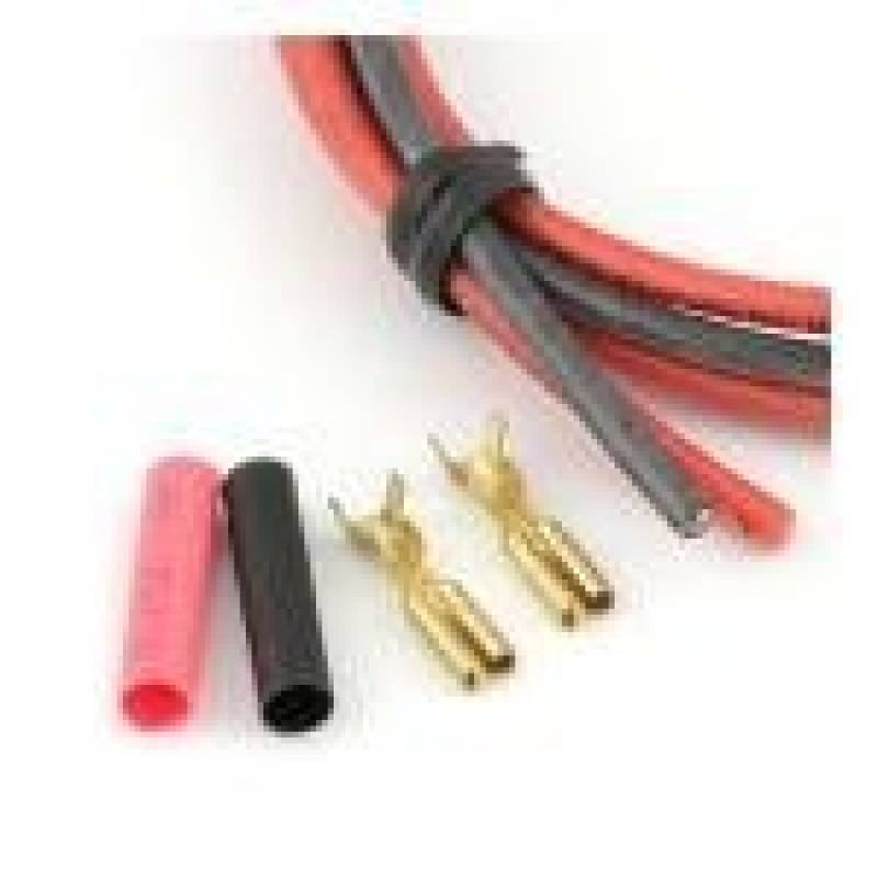 Gate Airsoft Low Resistance Aeg Wire Set With Connectors 2 X 2 ft de la marque Gate TOP 13 image 0 produit