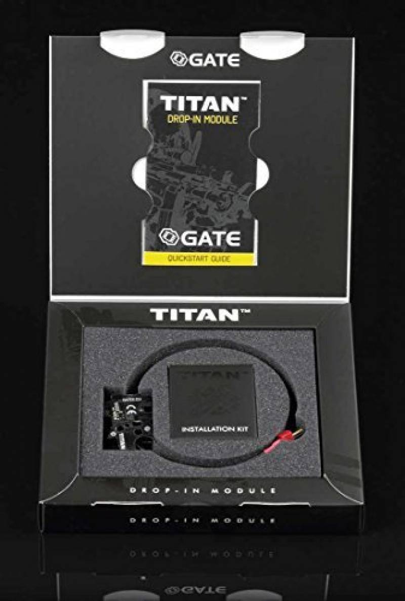 Gate Airsoft Titan V2 Drop In Electronic Mosfet de la marque Gate TOP 3 image 0 produit