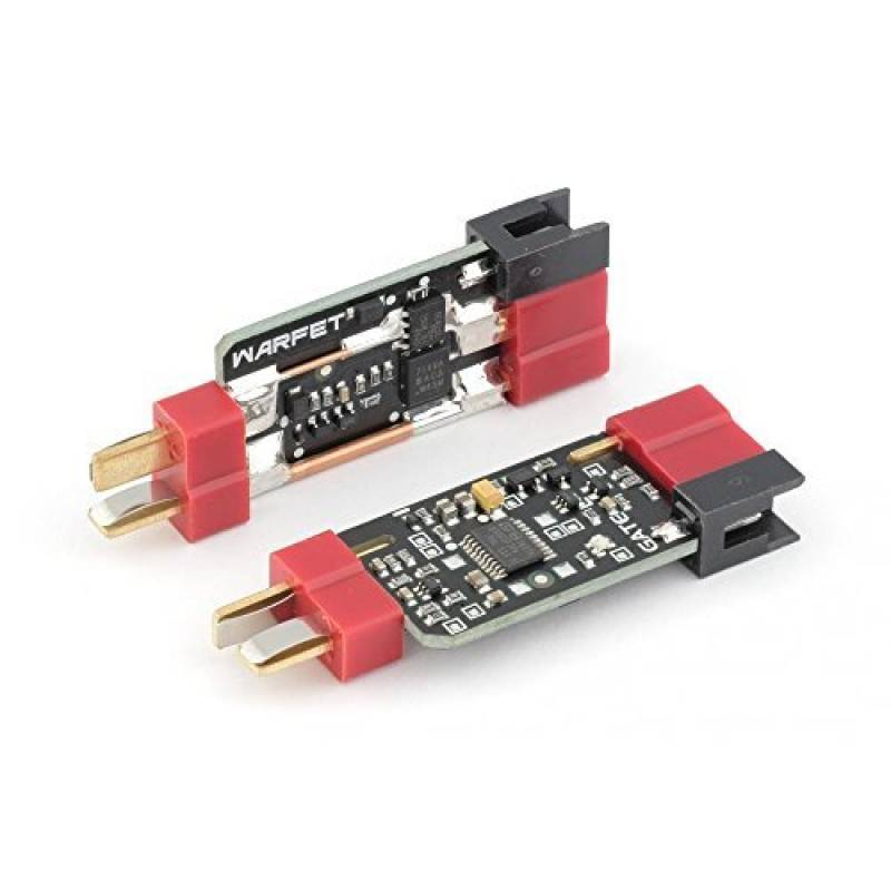 Gate Warfet 1.1 Airsoft Aeg Mosfet Control System Power Lipo Trigger de la marque Gate TOP 10 image 0 produit