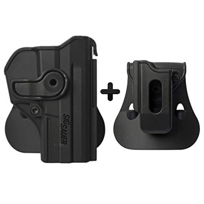 IMI Defense Kit tactique caché portez rotation étui de revolver tournat holster + Porte-Chargeur unique magazine pour Sig Sauer Pro SP2022/SP2009 de la marque I TOP 12 image 0 produit