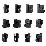 IMI Defense Kit tactique caché portez ROTO rotation étui de revolver tournat holster + Porte-Chargeur Double + clip ceinture de fixation pour Sig Sauer SP2022/S TOP 7 image 2 produit