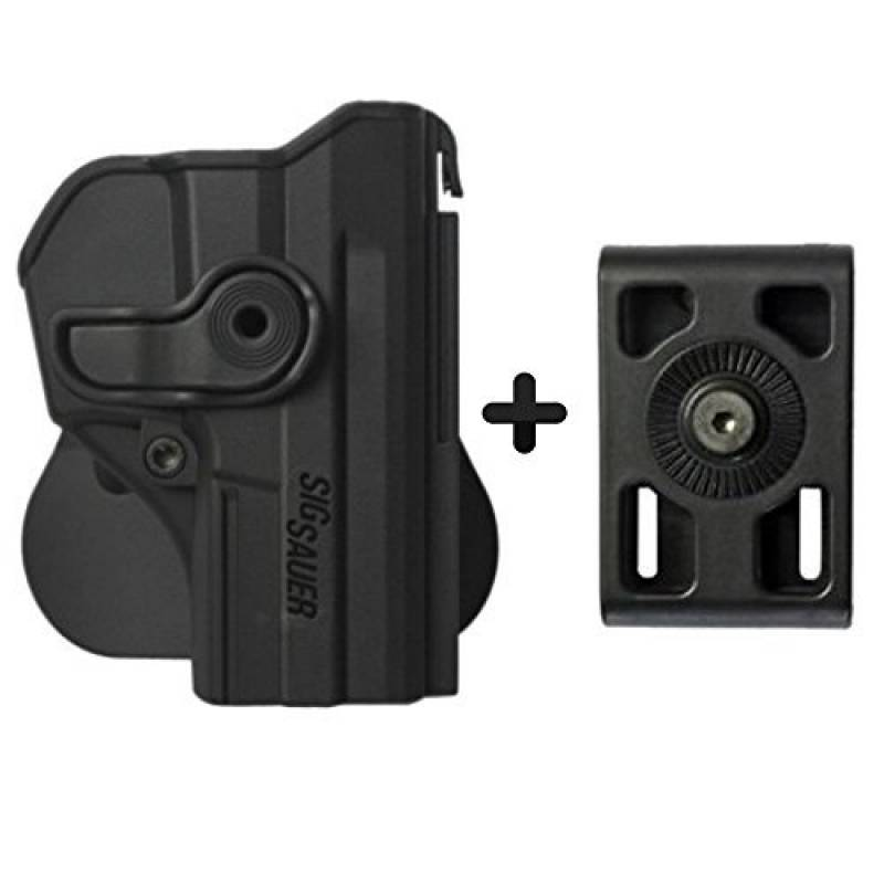 IMI kit interchangeable Paddel / étui à ceinture tournat roto holster pour Sig Sauer Pro SP2022/SP2009 de la marque IMI Defense TOP 13 image 0 produit