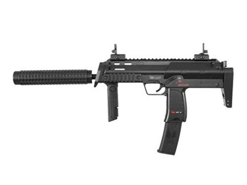 Mitraillette airsoft Heckler & Koch MP7 A1 SWAT - Fournis: un chargeur, un fil de chargement, un viseur pour silencieux - Puissance de tir en-dessous de 0,5 Jou TOP 7 image 0 produit