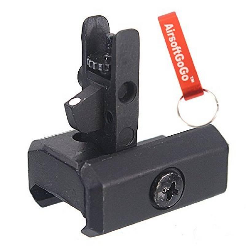 MP7 Front Sight pour Marui KSC MP7 / WELL R4 Airsoft AEP AEG GBB [pour Airsoft uniquement] de la marque AirsoftGoGo TOP 11 image 0 produit