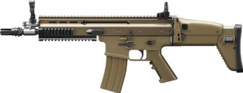 No6 SCAR-L CQC FDE (electric gun Boys HG 10 years of age or older) (japan import) de la marque Tokyo Marui TOP 5 image 0 produit
