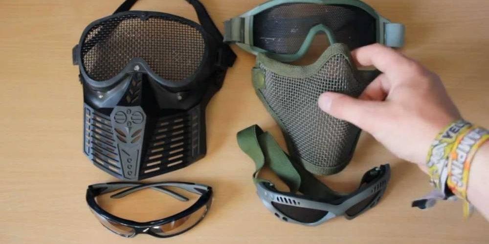 Protection airsoft : bien s'équiper pour bien débuter principale
