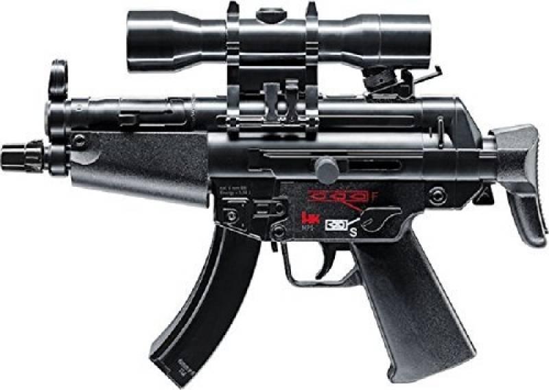 REPLIQUE FUSIL MP5 KIDZ DUAL POWER SPRING ET ELECTRIQUE SEMI ET FULL AUTO 0.08 JOULE 25921 AIRSOFT de la marque UK TOP 13 image 0 produit