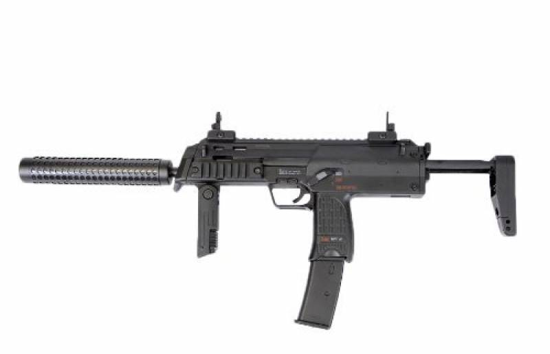 REPLIQUE MP7 A1 AEG SEMI ET FULL AUTO H&K 0.5 JOULE + SA SANGLE + SA BATTERIE ET CHARGEUR + SON CHARGEUR 25701 AIRSOFT de la marque H&K TOP 8 image 0 produit