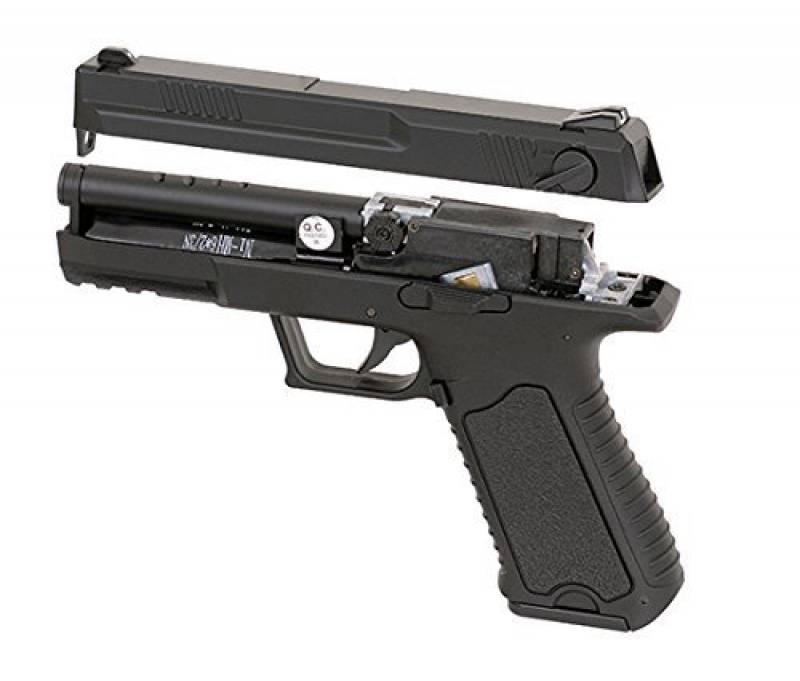 pistolet airsoft lectrique la r plique id ale pour les d butants airsoft passion. Black Bedroom Furniture Sets. Home Design Ideas