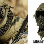 Shemagh keffieh cheche US Army - Foulard Palestinien - Airsoft Paintball Outdoor de la marque Miltec TOP 6 image 1 produit