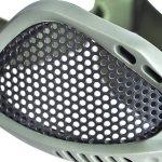 SODIAL(R) Tir tactique Airsoft Chasse sable maille metallique Lunettes Lunettes Armee vert de la marque SODIAL(R) TOP 8 image 2 produit