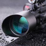 Spike Lunettes de visée Fusil tactique 3-10X42 Portée w / Laser Rouge et Vert Holographic / Red Dot Sight Combo Airsoft Gun Arme Sight Chasse de la marque Spike TOP 7 image 6 produit