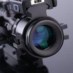 Spike Lunettes de visée Fusil tactique 3-10X42 Portée w / Laser Rouge et Vert Holographic / Red Dot Sight Combo Airsoft Gun Arme Sight Chasse de la marque Spike TOP 7 image 2 produit