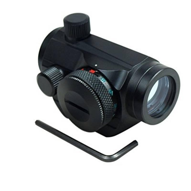 Spike Lunettes de visée Hot Tactical Holographic Red Green Dot Sight Portée du projet Picatinny Rail Mount 20mm de la marque Spike TOP 8 image 0 produit