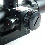 Spike Lunettes de visée Optique de Rifle 2.5-10x40ER Chasse Rouge / Vert Riflescope laser avec Red Dot Champ Combo Airsoft Gun Arme Sight de la marque IRON JIA' TOP 13 image 5 produit