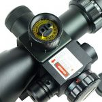 Spike Lunettes de visée Optique de Rifle 2.5-10x40ER Chasse Rouge / Vert Riflescope laser avec Red Dot Champ Combo Airsoft Gun Arme Sight de la marque IRON JIA' TOP 13 image 6 produit