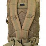 US assault pack petite coyote laser cut de la marque Miltec TOP 12 image 1 produit