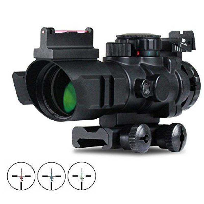 VERY100 4x32 Viseur Point Rouge Vue Holographique 20 mm Dot de la marque VERY100 TOP 3 image 0 produit