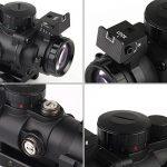 VERY100 4x32 Viseur Point Rouge Vue Holographique 20 mm Dot de la marque VERY100 TOP 3 image 3 produit