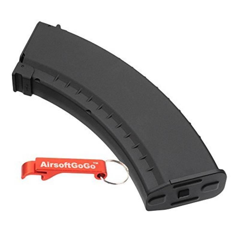 3pcs X AK 150rds Mid-Cap Chargeur for Airsoft Marui Std AK74 AK47 AK series AEG [pour Airsoft uniquement] de la marque AirsoftGoGo TOP 14 image 0 produit