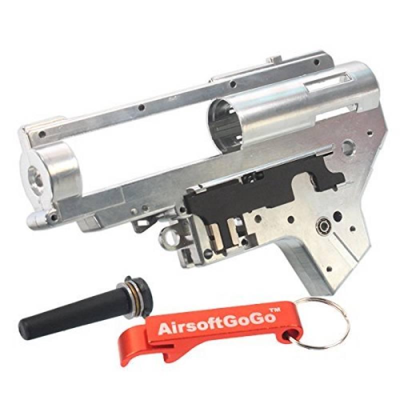 A.P.S. ASR 8mm Bearing Gearbox Shell - AirsoftGoGo Porte-clés Inclus de la marque APS TOP 1 image 0 produit