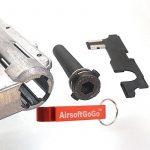 A.P.S. ASR 8mm Bearing Gearbox Shell - AirsoftGoGo Porte-clés Inclus de la marque APS TOP 1 image 1 produit