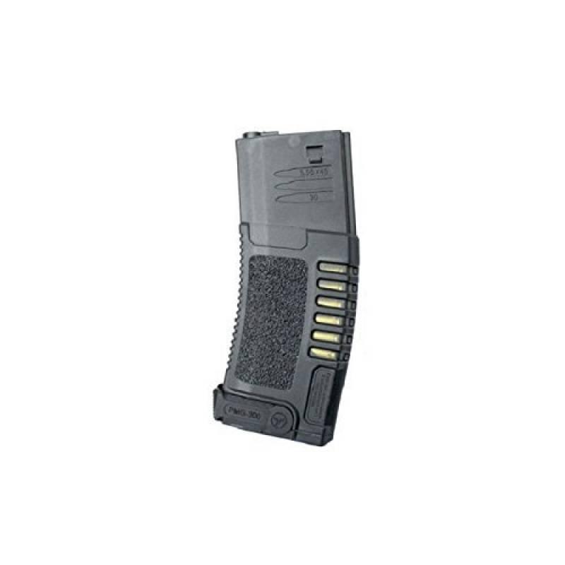 Ares Airsoft Chargeur Pour Réplique De Type M4 / M16 Amoeba Noir ABS 300 Billes de la marque Ares TOP 1 image 0 produit