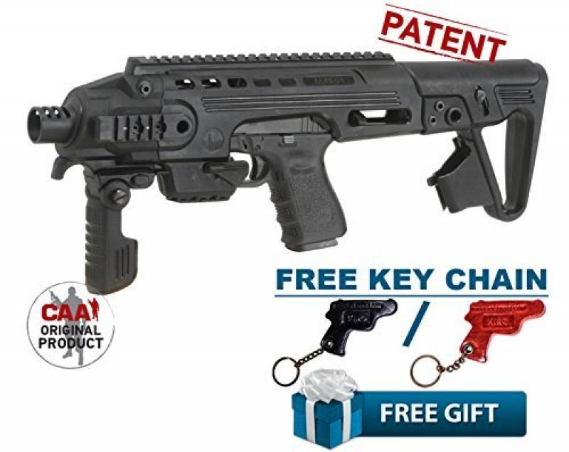 CAA Gearup Roni Airsoft GBB + KIRO Leather Keychain de la marque CAA Gearup TOP 7 image 0 produit