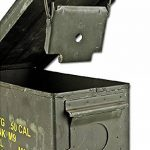 CAISSE BOITE A MUNITIONS US ARMY EN METAL VERT KAKI MILTEC 91592600 MATERIEL OCCASION MILITAIRE ARMEE AMERICAINE de la marque Miltec TOP 10 image 2 produit