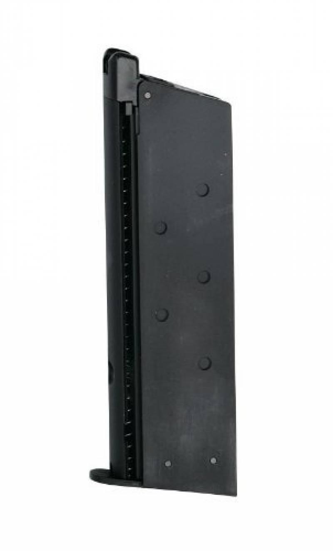 CHARGEUR GAZ BOLW BACK CULASSE MOBILE GBB COLT M1911 WE 15 BILLES BBS ASG 15703 AIRSOFT de la marque ASG TOP 12 image 0 produit