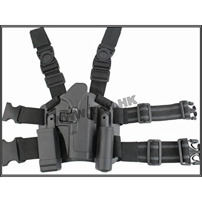 Emerson France Holster / Etui De Cuisse Type CQC Pour Glock 17 / 18 (G17 / G18) Plusieurs Couleurs de la marque Emerson France TOP 13 image 0 produit