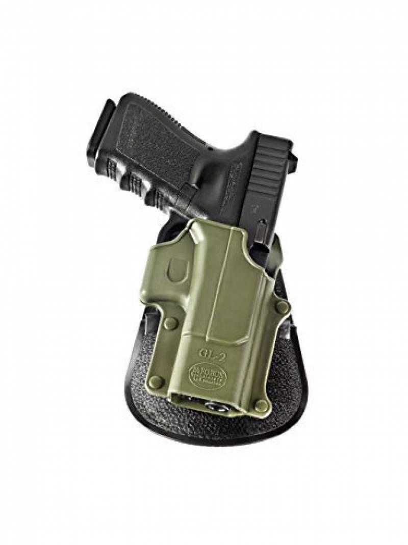 Fobus dissimulé porter étui pistolet rétention Paddle Holster Pour Glock 17, 19, 22, 23, 31, 32, 34, 35 de la marque Fobus TOP 12 image 0 produit