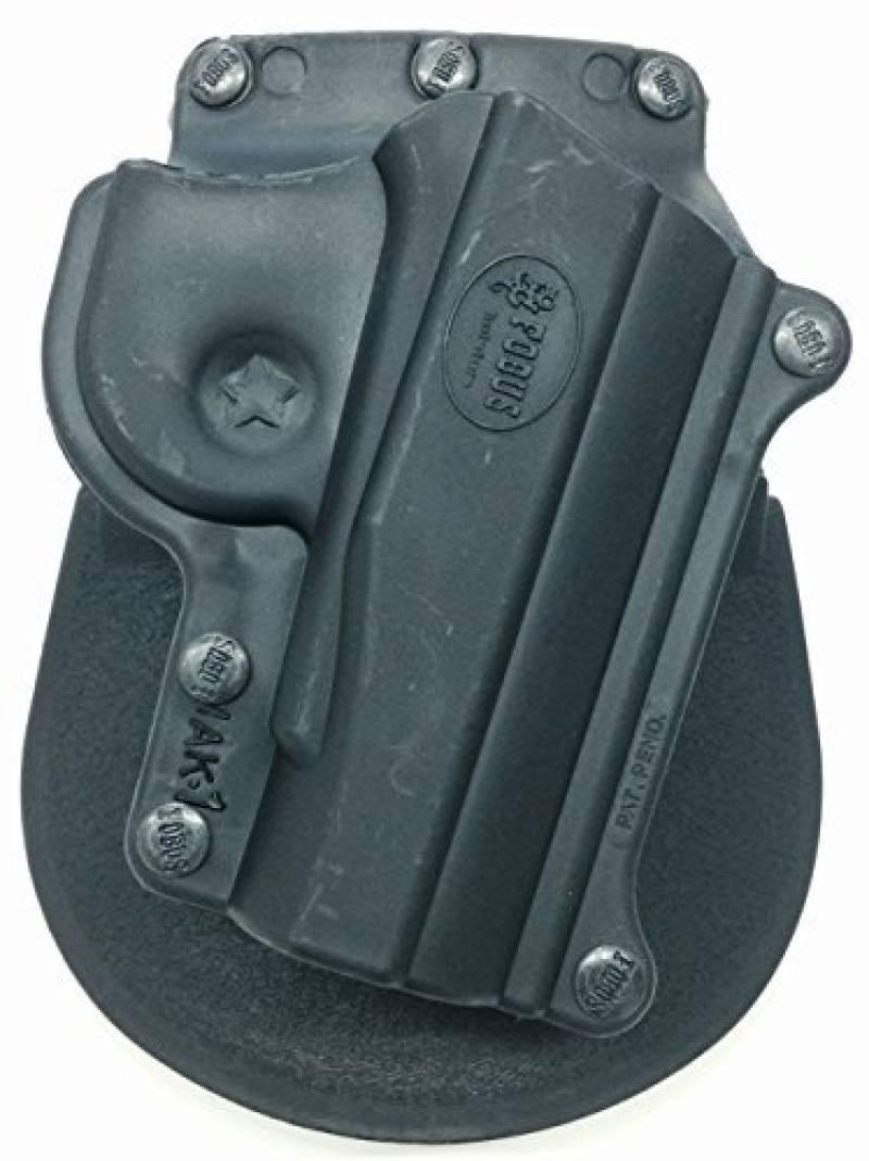 Fobus dissimulé porter étui pistolet rétention Paddle Holster Pour Makarov 9x18, .380 de la marque Fobus TOP 13 image 0 produit