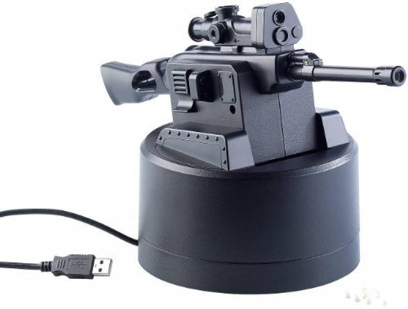 Fusil USB avec lunette de visée par webcam de la marque C-ENTER TOP 10 image 0 produit