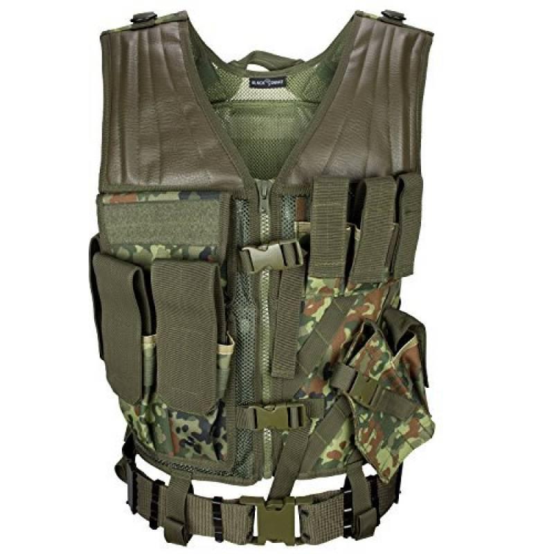 Gilet tactique veste avec accessoires plusieurs coloris au choix de la marque noorsk TOP 11 image 0 produit