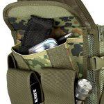 Gilet tactique veste avec accessoires plusieurs coloris au choix de la marque noorsk TOP 11 image 2 produit