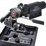 IRON JIA'S Red dot laser portée de vue 2 interrupteur kit de support de rail de la marque IRON JIA'S TOP 9 image 0 produit