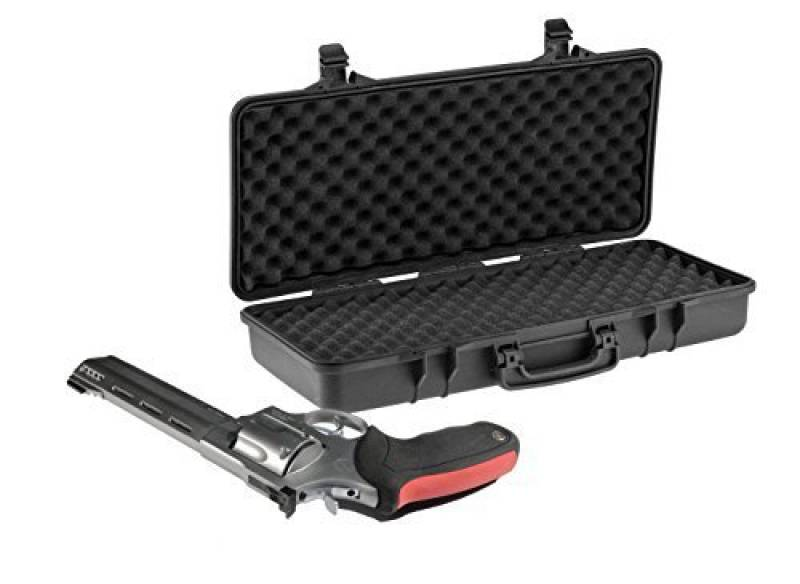Mallette Black Polycarbonate Pour Armes de Taille Moyenne 71.5cm de la marque NLP TOP 6 image 0 produit