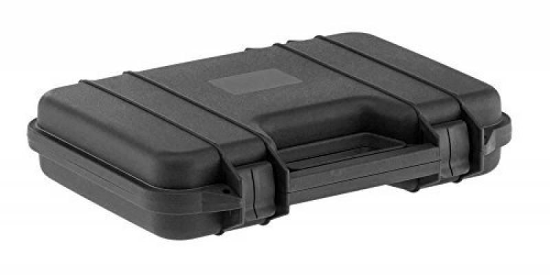 Mallette noire polycarbonate pour armes de poing de la marque Europ Arm TOP 11 image 0 produit