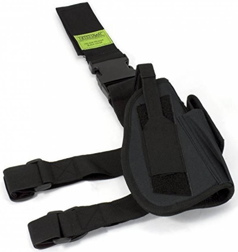 Nitehawk - Holster tactique style policier - noir de la marque Nitehawk TOP 9 image 0 produit