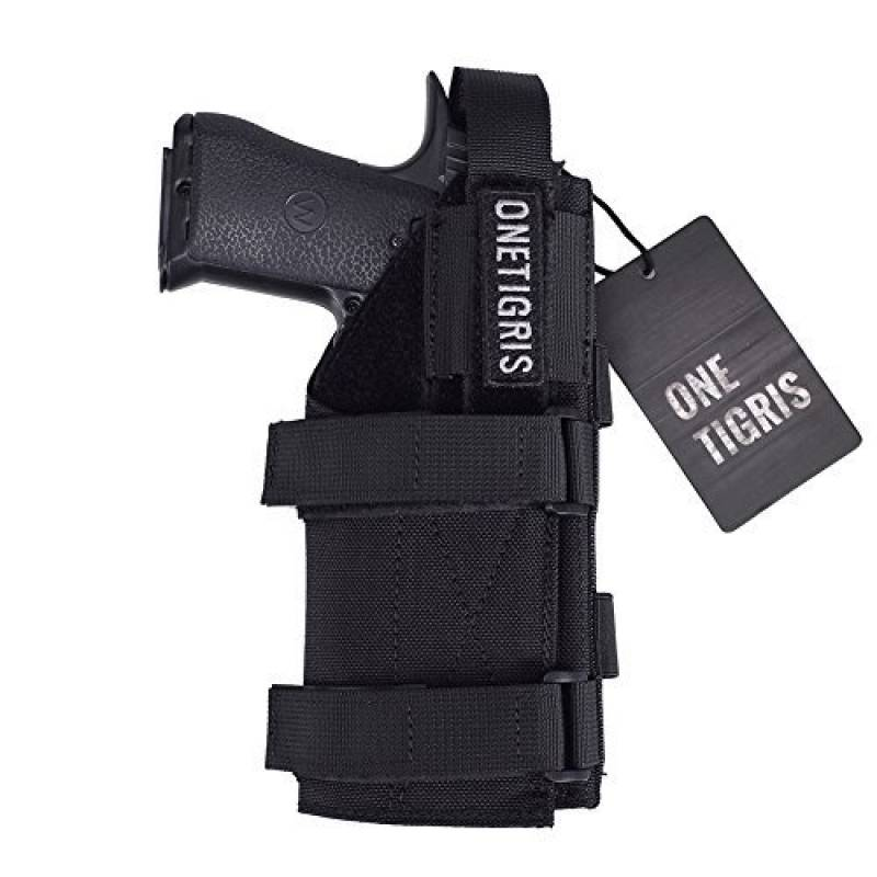 OneTigris L'étui à Pistolet Holster Glock Tactique Avec MOLLE en 1000D Nylon Pour Airsoft de la marque OneTigris TOP 2 image 0 produit