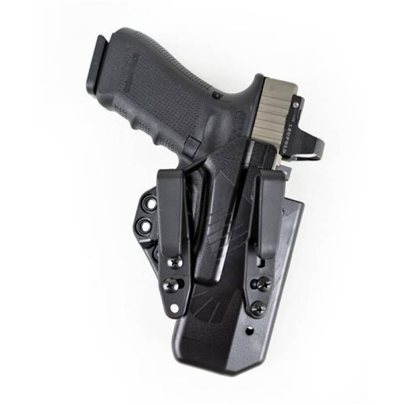 Raven Concealment Eidolon Holster - EG17 RH BK 1.5 FULL Glock 17 Black Full Kit Right by Raven Concealment de la marque Raven Concealment TOP 9 image 0 produit