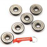 SHS 8mm Stainless Steel Oil-retaining Bushings pour Airsoft AEG Gearbox [pour Airsoft uniquement] de la marque AirsoftGoGo TOP 13 image 0 produit