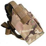 Vega Holster Étui en Cordura Cosciale Multicam Militaire Pistolet Desert Eagle Universel de la marque Area Shopping TOP 2 image 2 produit