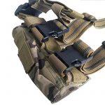 Vega Holster Étui en Cordura Cosciale Multicam Militaire Pistolet Desert Eagle Universel de la marque Area Shopping TOP 2 image 3 produit