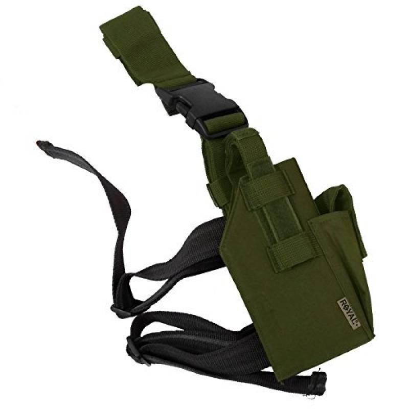 Vega Holster Étui en Cordura Cosciale Vert Militaire Desert Eagle Universel pour Pistolet de la marque Area Shopping TOP 3 image 0 produit